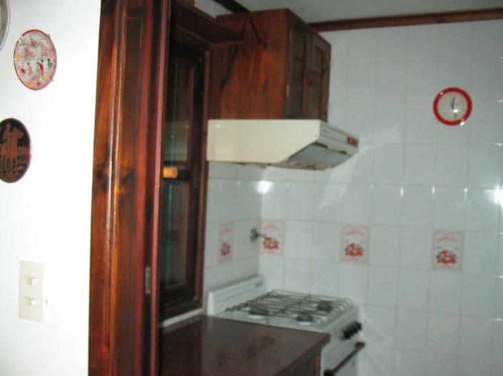 Cocina lado izquierdo Cabaña 14